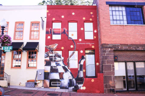 Georgetown pop-ups that may not pop-down