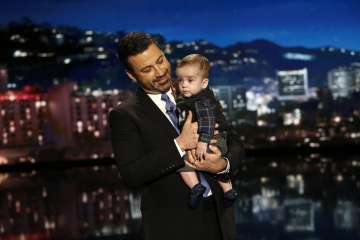 Jimmy Kimmel shares parents' pranks on kids' Halloween joy