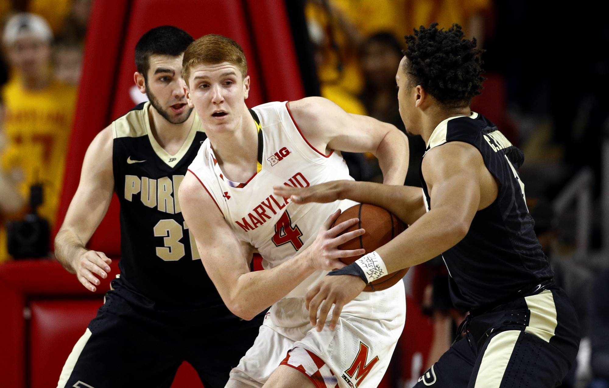 Huerter turning pro, leaving Maryland after 2 seasons | WTOP
