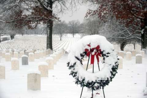 'Tis the season: Remember our heroes this holiday season
