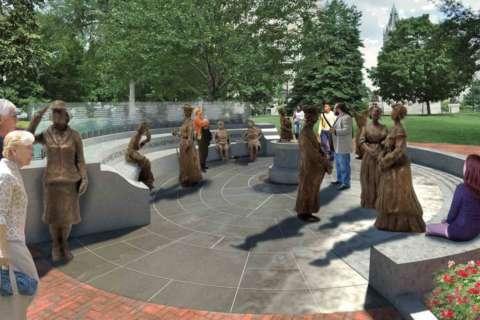 Monument honors 400 years of Va. women's achievements