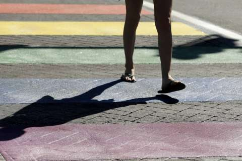 Dead man, women walking: Pedestrian fatalities highest since 1990