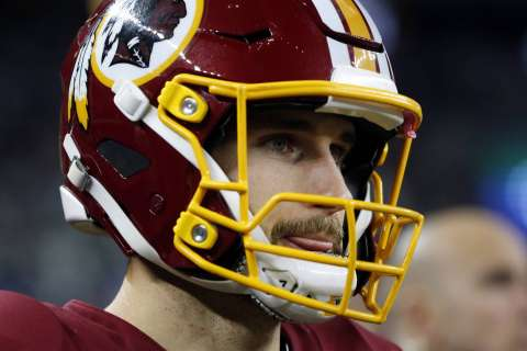 Why Kirk Cousins will re-sign with the Washington Redskins