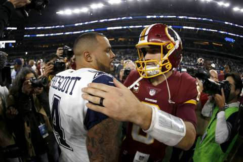 Redskins fail to show up in the biggest game of the year