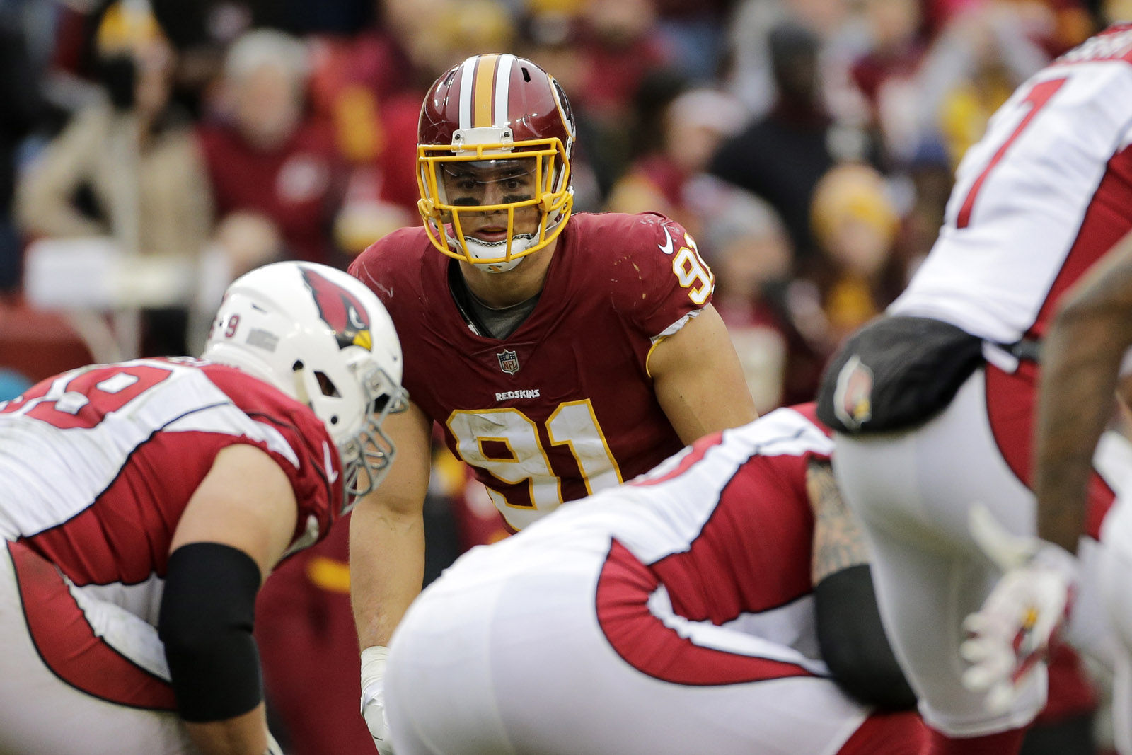 sports shoes c9097 d5723 3 Washington Redskins named to 2018 Pro Bowl | WTOP
