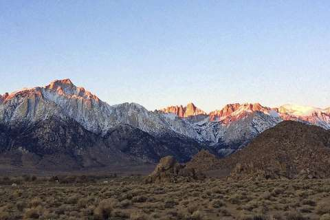 Authorities searching Mt. Whitney for missing Virginia man