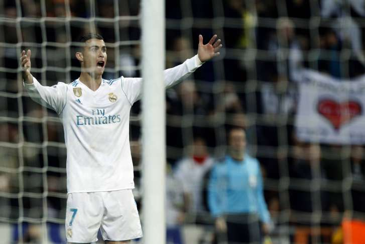 Real Madrid star admits to arguments with Cristiano Ronaldo