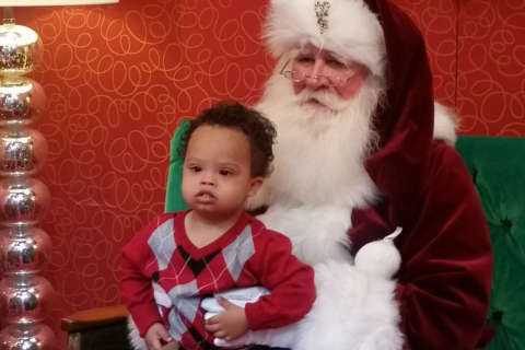 Santa event hosted for children with special needs