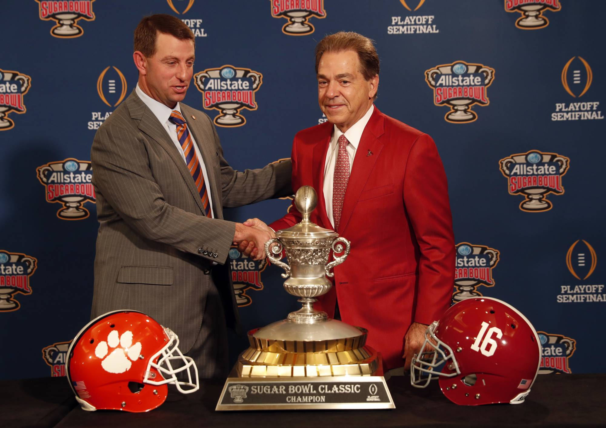 Alabama-Clemson becomes college football\'s best new rivalry | WTOP