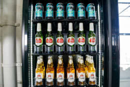 The Office Bud-e is also available in Chicago and New York City, and coming to Los Angeles soon. (Courtesy Anheuser-Busch)