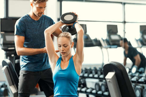 Personal training packages and fitness classes: a gift guide