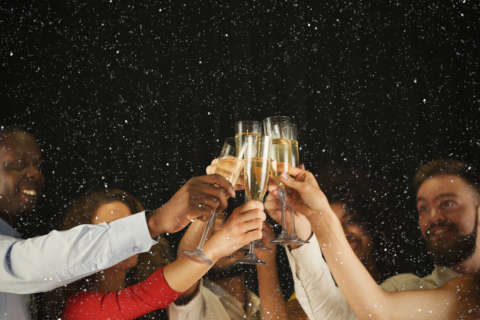 Check out these DC-area hotspots for ringing in the new year