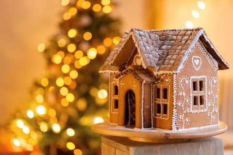 Gingerbread homebuilding for dummies: 2 experts share some tips