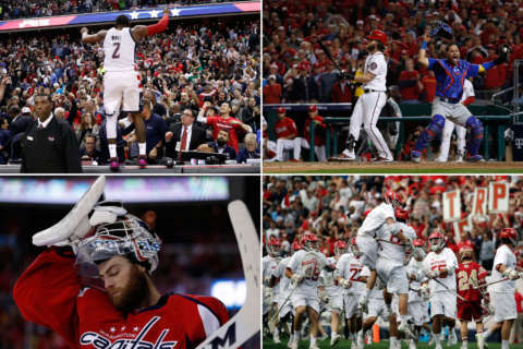 Top DC sports moments of 2017