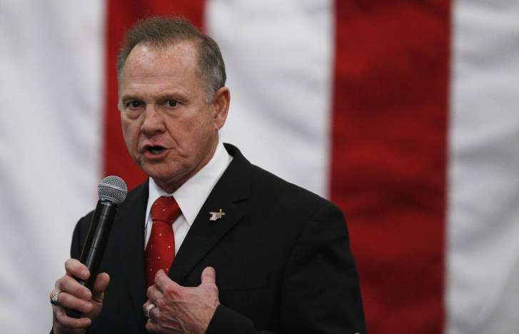 Image result for BREAKING News From ALABAMA!!! ROY Moore HASN'T LOST!!! THIS IS HUGE!!!