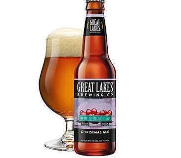 Beer of the Week ('Best of' Edition): Great Lakes Christmas Ale