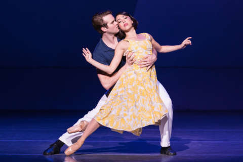 Q&A: Bethesda native returns for 'An American in Paris' at Kennedy Center