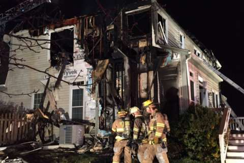Chimney fire displaces Ashburn family, causes $475,000 in damage