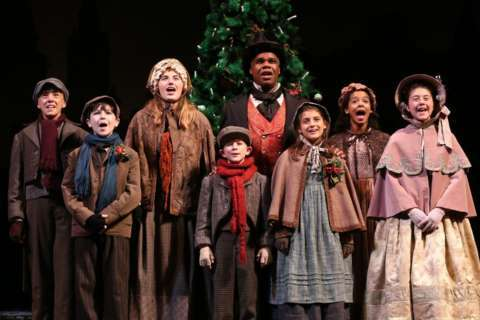 Bah humbug! Scrooge sees the light in 'A Christmas Carol' at Ford's Theatre