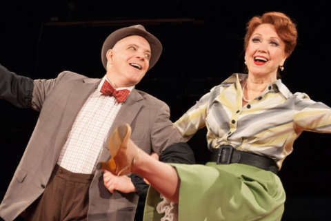 'A Chorus Line' icon Donna McKechnie hits Arena Stage in 'The Pajama Game'