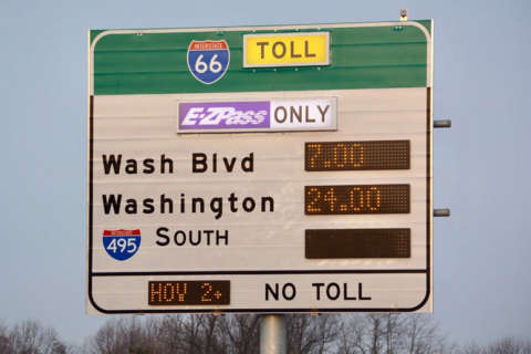 FAQ: What you need to know about the new I-66 tolls