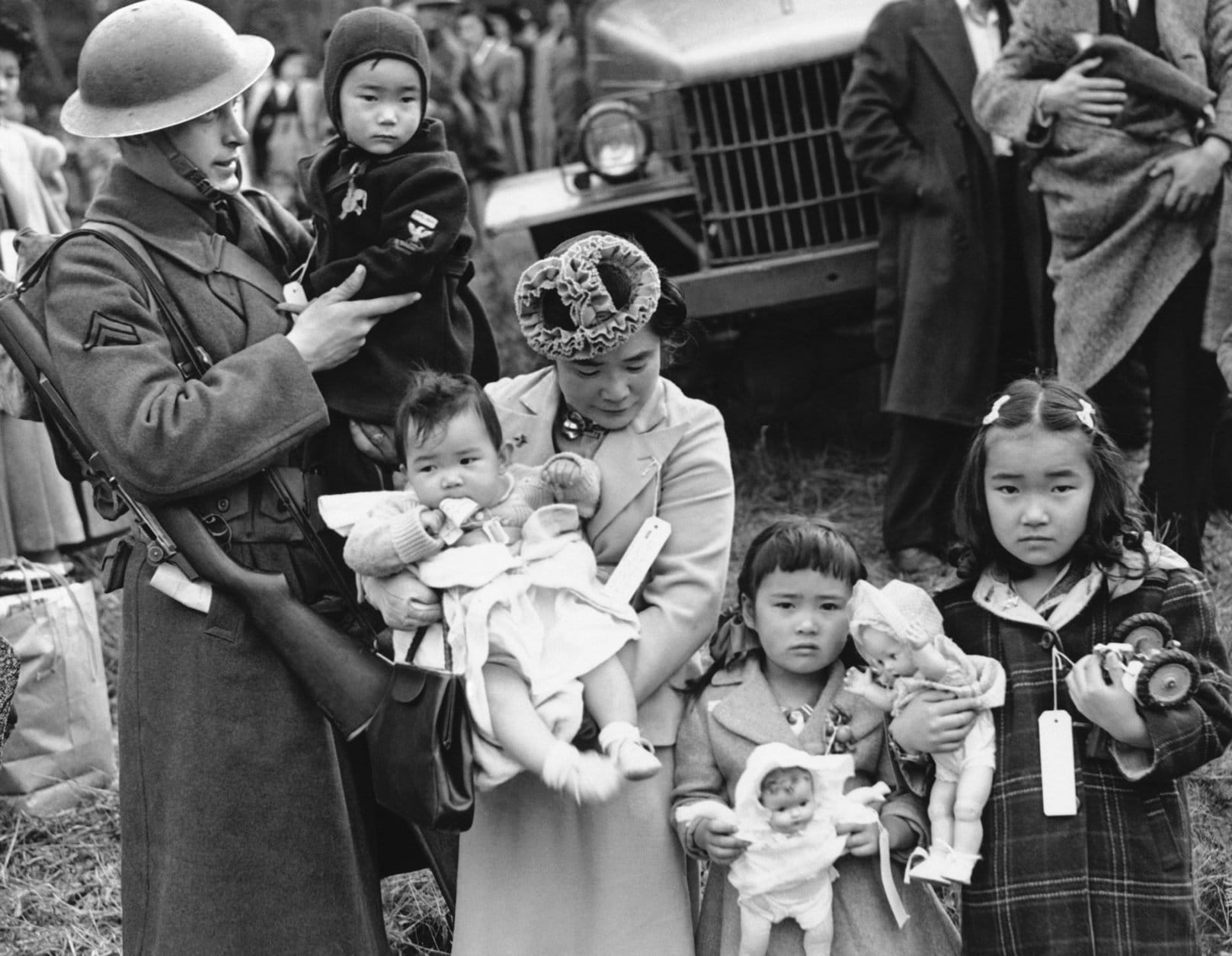 "<p>By June of that year, the 120,000 Japanese-Americans were in the camps. About 70,000 of the detainees were American citizens, many of whom had never been to Japan. The War Relocation Authority report said, ""While the remainder are aliens, it should be remembered that nearly all of them have been in this country for 18 years or more."" Some were discharged from the U.S. Army and headed straight for incarceration.</p> <p>This didn't bother an editorialist from the Los Angeles Times: ""A Japanese American born of Japanese parents … notwithstanding his nominal brand of accidental citizenship, almost inevitably and with the rarest exceptions grows up to be a Japanese, and not an American.""</p> <p>In the early 2000s, a pair of papers revealed evidence that U.S. census data were used to target Japanese-Americans. After the first paper, in 2000, Kenneth Prewitt, then the director of the U.S. Census Bureau, issued a public apology. (The Census Bureau told <a href=""https://www.washingtonpost.com/news/retropolis/wp/2018/04/03/secret-use-of-census-info-helped-send-japanese-americans-to-internment-camps-in-wwii/"" target=""_blank"" rel=""noopener"">The Washington Post</a> last year that laws have been changed since then to protect respondees' information.)</p>"