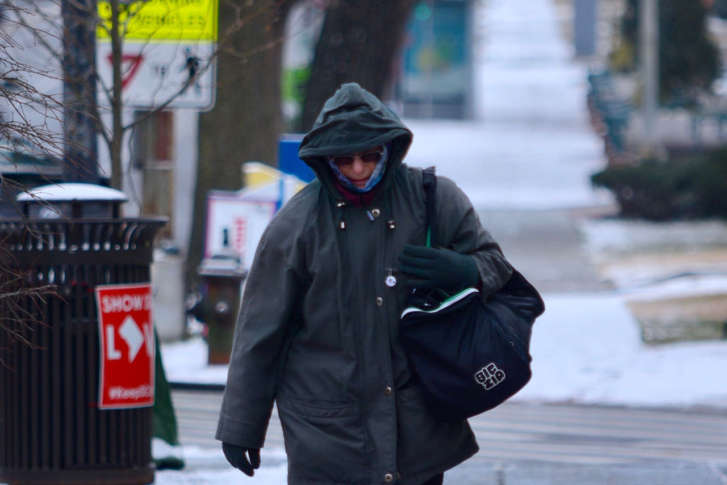 Prepare yourselves! Icy spots possible New Year's Eve night