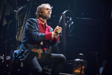 Q&A: Catching up with Jean Valjean as 'Les Miserables' hits National Theatre