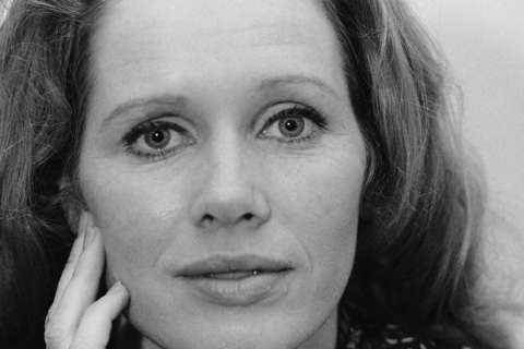 Liv Ullmann gives 'Private Confessions' during Kennedy Center's 'Bergman 100'