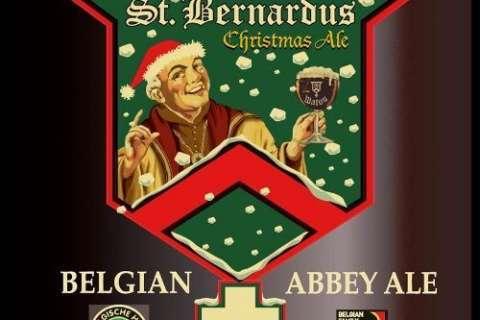 Beer of the Week ('Best-of' Edition): St. Bernardus Christmas Ale