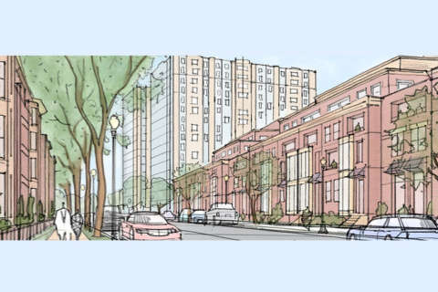 Montgomery Co. approves Strathmore Metro mixed-use development