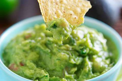 Adding extra guacamole could boost online daters' popularity