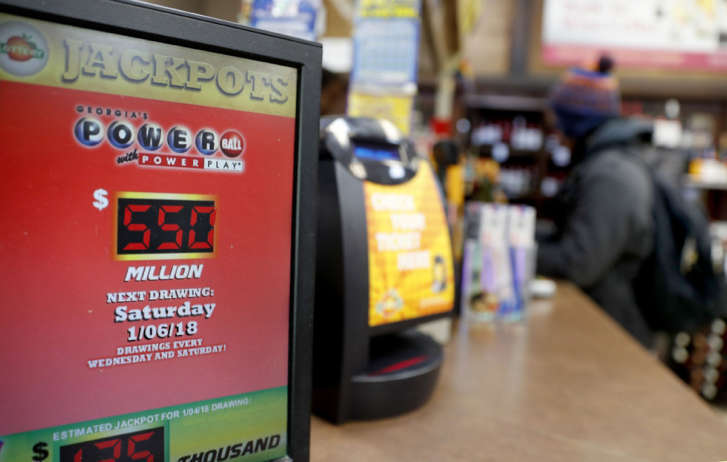 Arkansas Powerball reaches $570M, Mega Millions at $450M