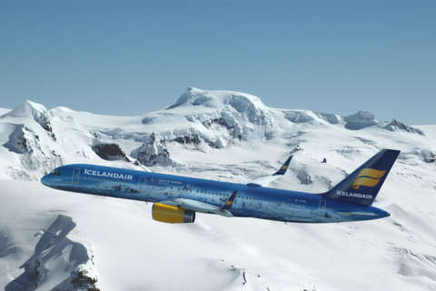 Icelandair returns to BWI Marshall