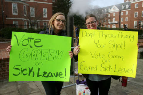 Maryland House votes to override Hogan's veto of paid sick leave