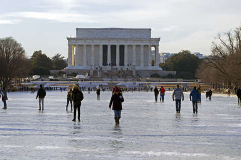 How low can it go? Temps drop as cold weather front hits DC region