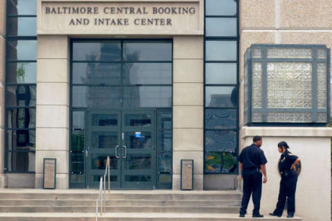 State funds screens to block 'fishing' at Baltimore detention center