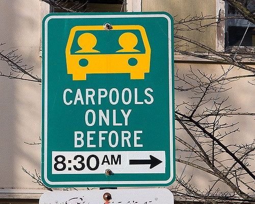 A history of carpooling: The early 1900s to now | WTOP