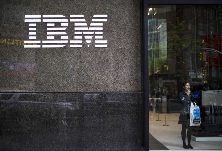 Traders Sell Shares of International Business Machines (IBM) on Strength (IBM)