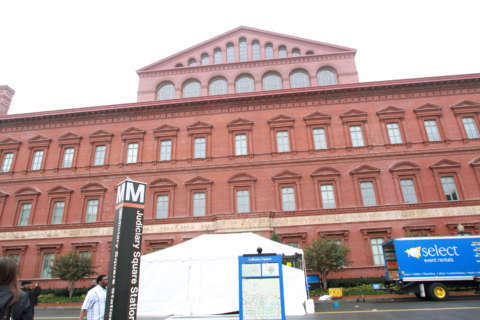 National Building Museum in DC to close for extensive repair to foundation