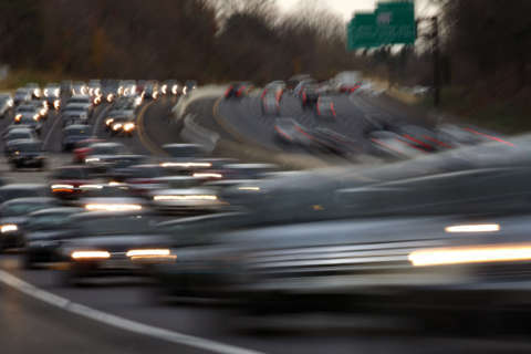 Hit the gas: Md. lawmaker wants to up speed limits on Capital Beltway, I-270