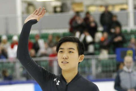 Winter Olympics mark homecoming for Thomas Hong