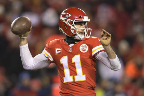 From KC to DC: Alex Smith is reportedly the Redskins' newest QB