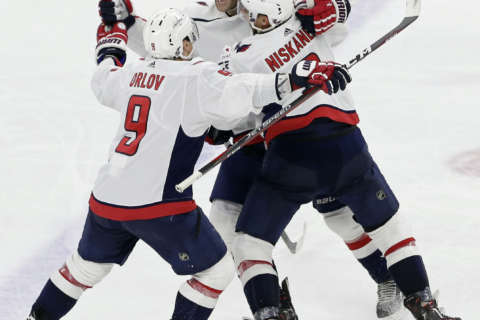 Washington Capitals' rebuilding season looks more like a reloading