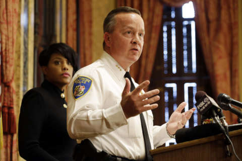 Baltimore replaces police commissioner