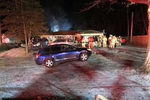 Man, 94, found dead after Annandale house fire