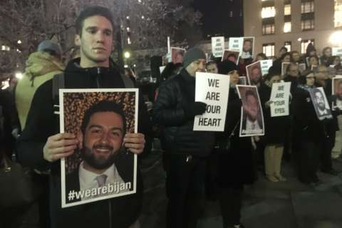 No charges for US Park Police officers in fatal shooting of Bijan Ghaisar