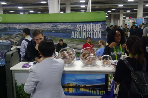 Arlington Co. provides startup showcase for local entrepreneurs at CES