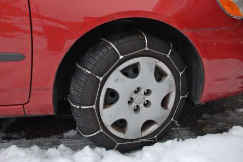 Top ten winter vehicle safety tips