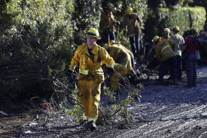 Storms Bring Deadly Mudslides to Wildfire-Scorched SoCal